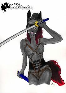 Warrior by M