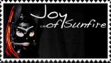 Joy of Sunfire Fan-Stamp
