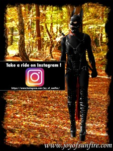 Take a ride on Instagram !