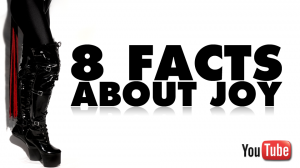 8 Facts about Joy